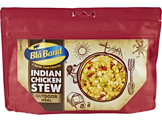 Bla Band Outdoor Meal 430g Indian Chicken Stew